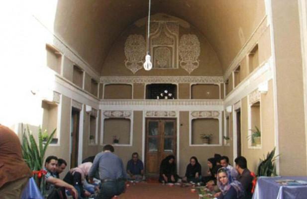 تصاویر خانه سالار و مسجد جامع ميبد