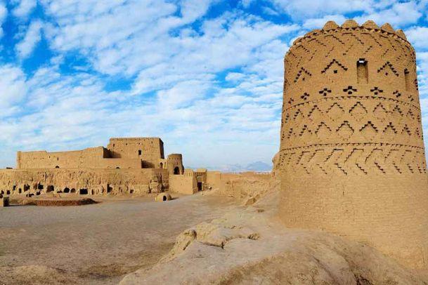 تصاویر قلعه مهرجرد