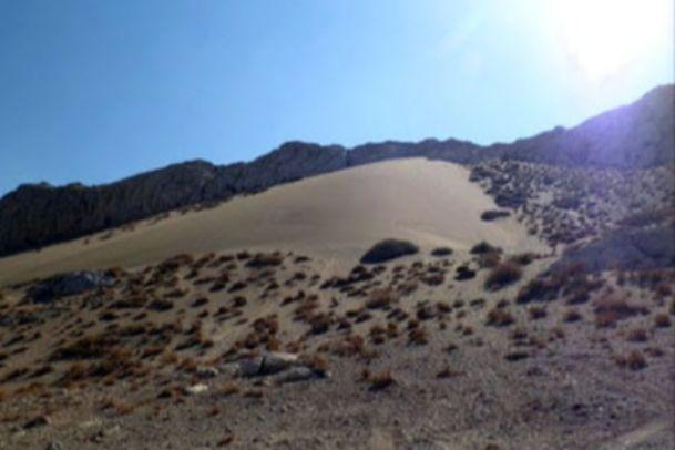 تصاویر تپه دهل زنان مروست