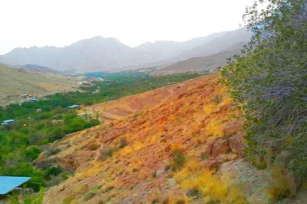 تصاویر روستای گردشگری ده بالا