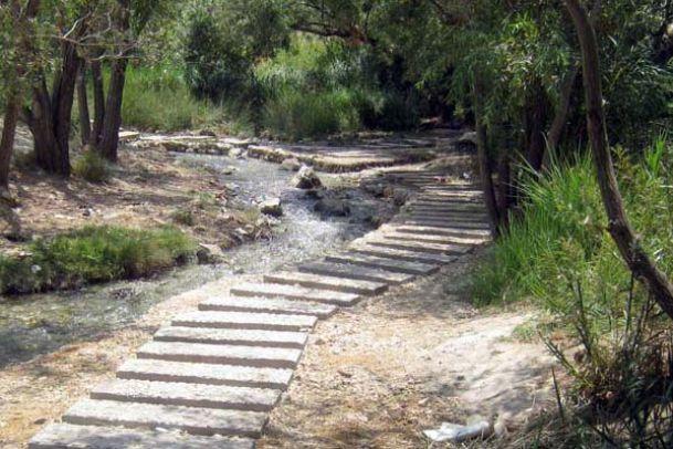 تصاویر چشمه نهر مسیح هرات