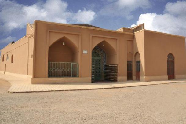 تصاویر شهر گم شده جعفرآباد و مسجد ريگ