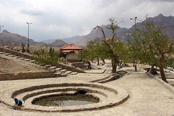 تصاویر چشمه تامهر
