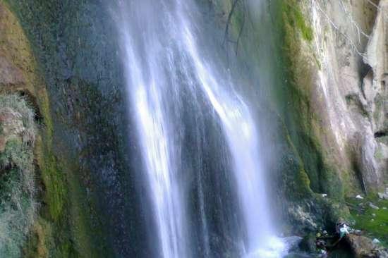 آبشار دشتک ابرج فارس