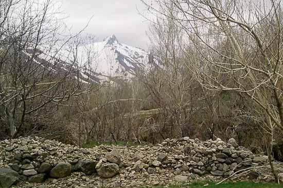 آبشارهای دوزخ دره