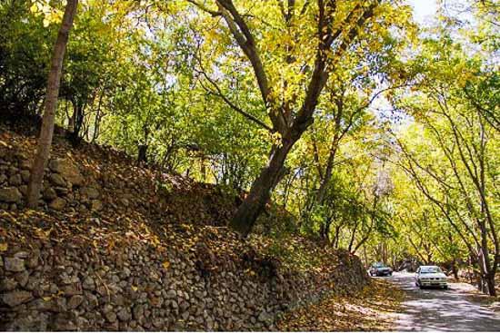 آبشار حصار فارس