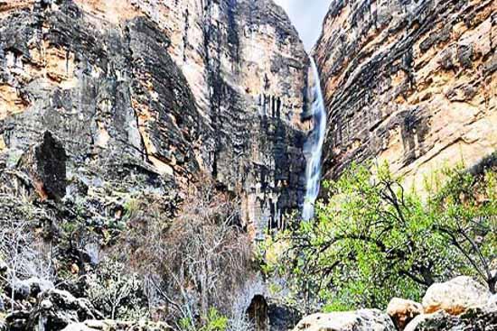 آبشار تارم فارس