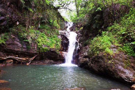 عکس آبشار دودوزن خرمکش