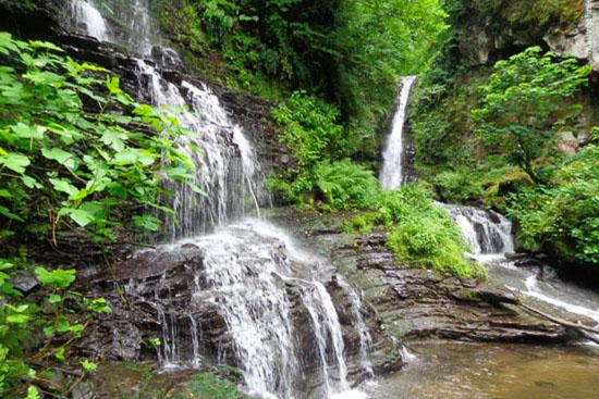 آبشار دوقلوی تالش