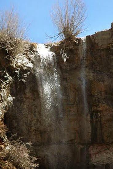 آبشار خلشکوه