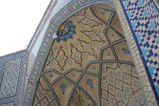 مسجد آقا نور دروازه
