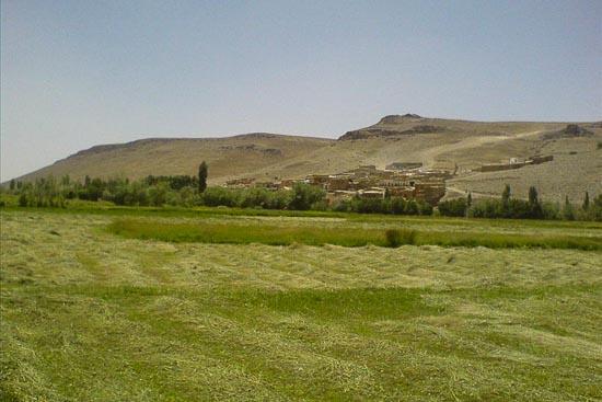 روستای آلان سفلی