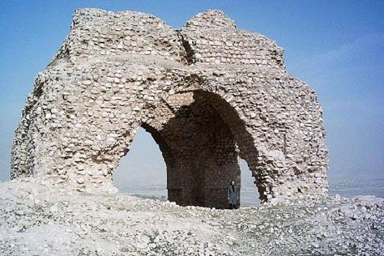 آتشکده کازرون فارس