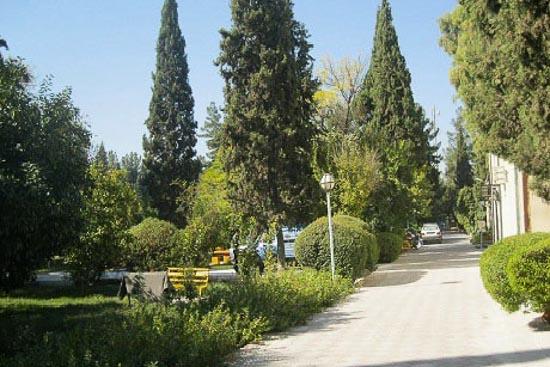 باغ نظر کازرون فارس
