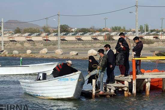 بندر شرفخانه(دریاچه ارومیه)
