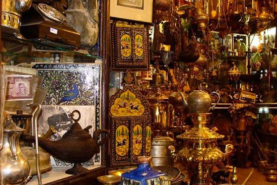 بازار وکیل فارس