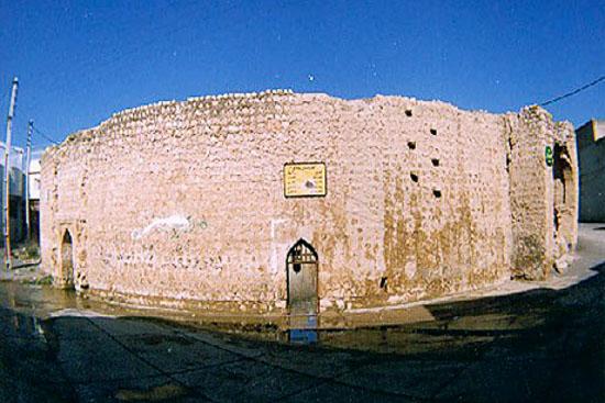برکه کل (گنج البحر) فارس