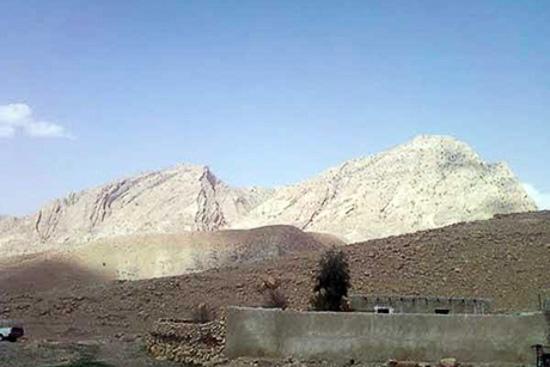روستای برم سیاه فارس