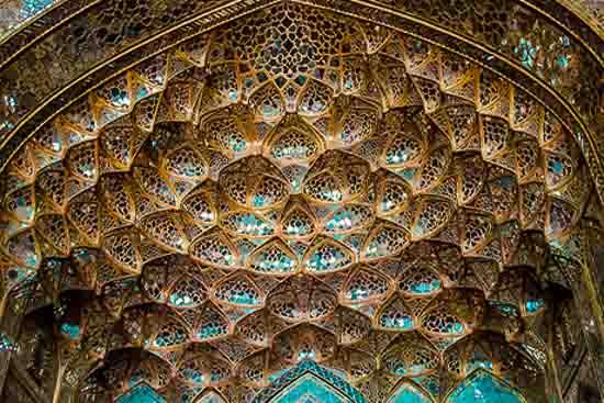 بازار اصفهان رستوران