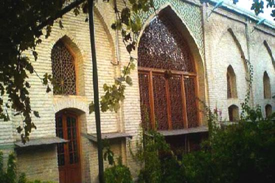 باغ چهل تن فارس