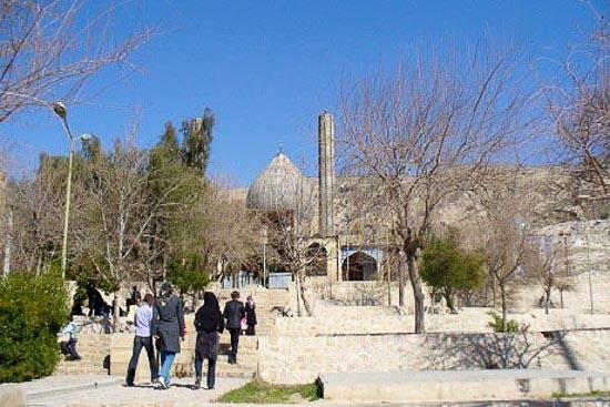 چشمه سرآب اردشیر فارس