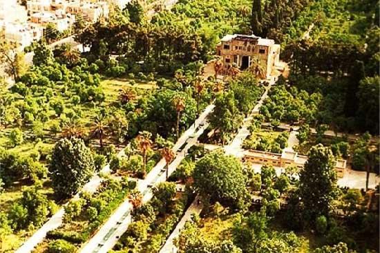باغ دلگشا فارس