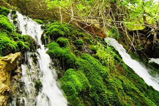 آبشار تنگ دم اسب فارس