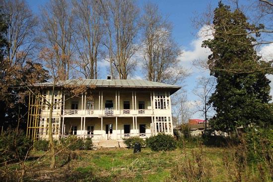 عمارت و باغ تاریخی چوکام