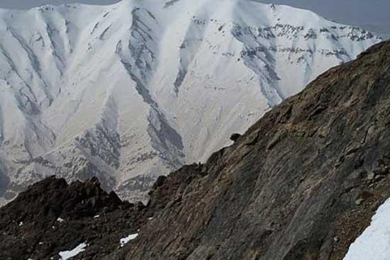 رشته کوه فردان