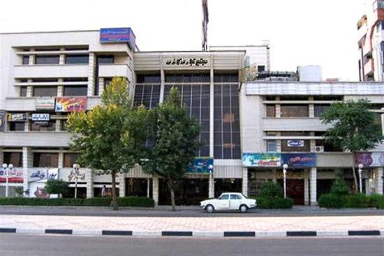 مرکز خرید گاندی فارس