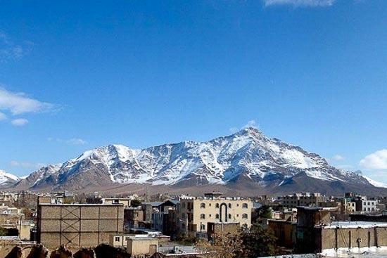 کوه گرمه