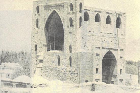 قلعه امیر ساسان