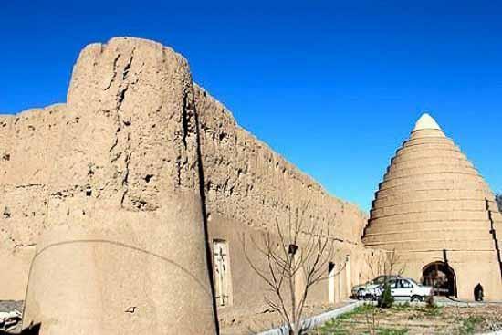 مسجد جامع اردستان صفه