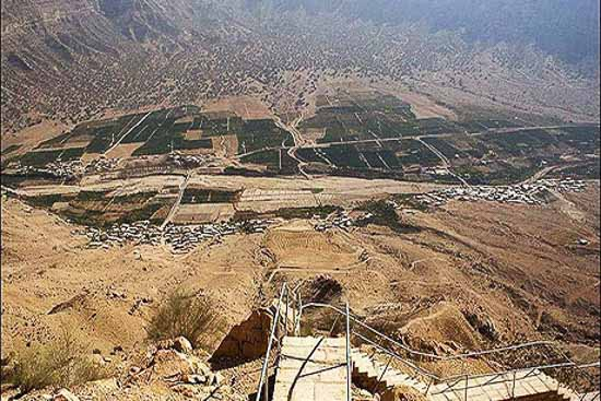 غار شاپور فارس
