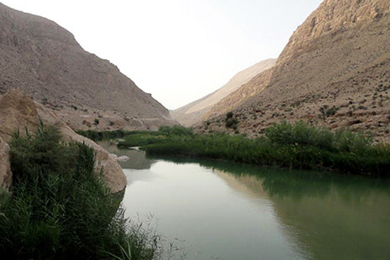 رودخانه قره آغاج فارس