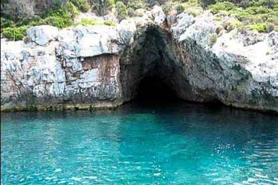 غار کلهرود دروازه غار