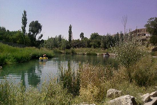تفرجگاه قصریعقوب فارس