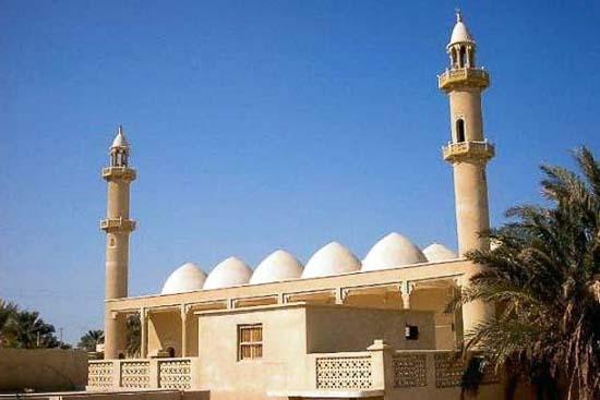 مسجد قبای قشم عکس