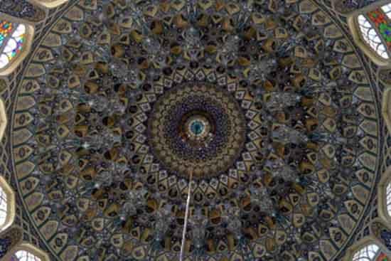 آرامگاه سهراب سپهری اشعار