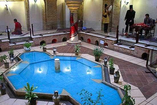 موزه مردم شناسی حمام قلعه