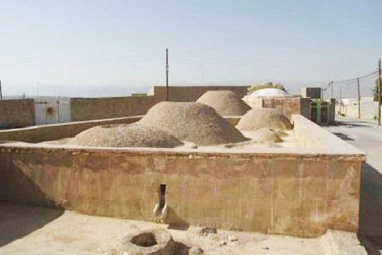 حمام وراوی فارس