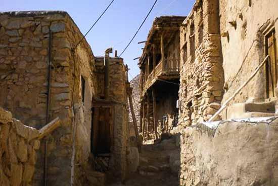 روستای هنجن