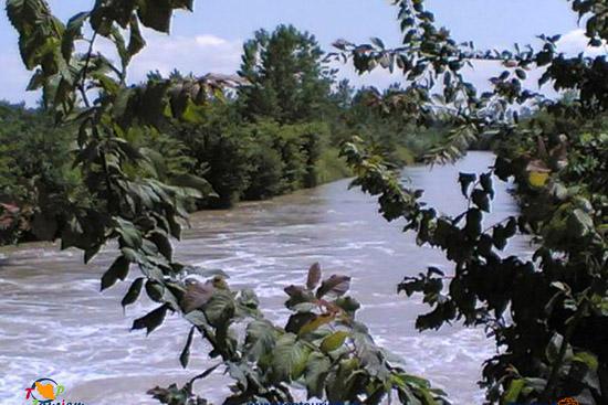 رودخانه حشمت رود