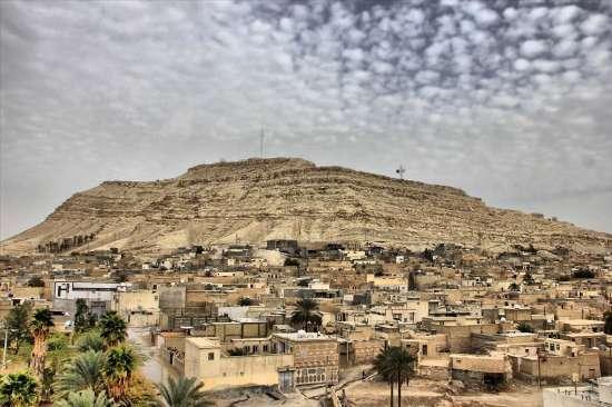 قلعه همایون دژ گراش فارس