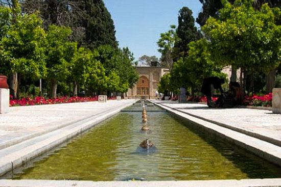 باغ جهان نما فارس