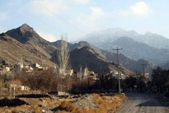 منطقه حفاظت شده یخاب پوشش گیاهی