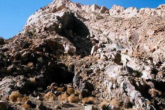 غار کان گوهر فارس