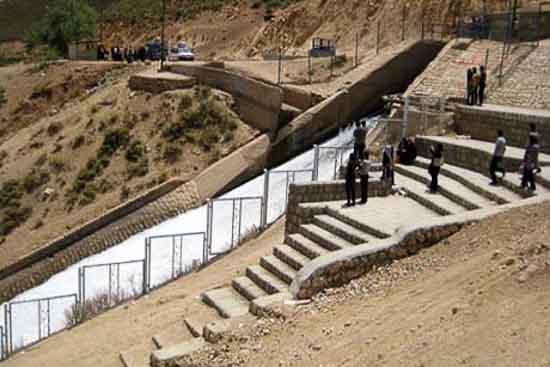 پل چوبی نما