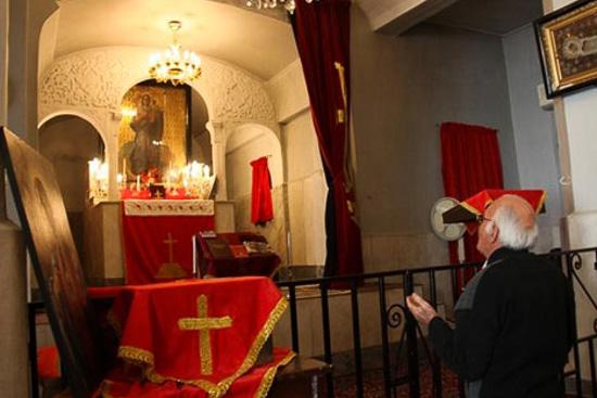 عکس کلیسای مسروپ مقدس