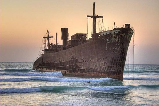 کشتی یونانی
